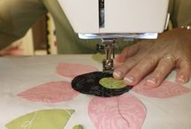 appliqué  sewing