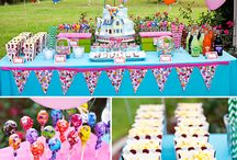 Kids Carnival Party ideas / by Chelsea Hart