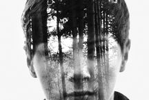 "inspiration: PHOTOGRAPHY: GABRIAL DEACON: ""DOUBLE EXPOSURE"""