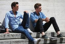 The Denim Edit / Jeans have long been the go-to for almost all occasions and every man should invest in a selection of styles. Your starter pack should include the slim or skinny fit – now a modern classic – which acts as the perfect foil to any new-season trend. Look for a variety of washes that work for you – a lighter wash gives a fresh, laid-back vibe while raw, unwashed jeans have a clean, industrial edge. For extra style points, cuff the hems to show off a pair of your brightest sneakers.