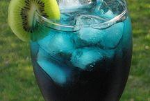 Tasty drinks / by Tabatha Haney Rossi-Espagnet