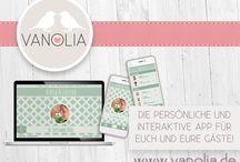 Vanolia - Die Hochzeits-App