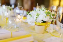 Yellow wedding / One of our weddings