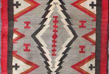 American Hook & Navajo Rugs