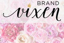 Branding for Bloggers / branding, blog, business of blogging, blog style, style of blog