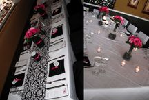 table settings and more