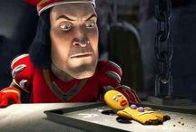 Lord Farquaad / Shrek