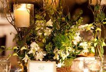 ślub - stoły
