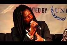 Rocky Dawuni Activism / Dawuni's eloquence, cultural diplomacy and successful melding of music and activism have led him to become a passionate spokesperson for various global causes.