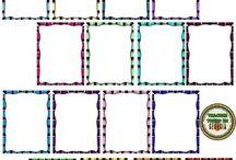 Frames Backgrounds