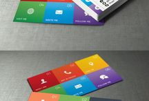Unique Business Cards Logo