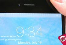 Forulike مشكلة عدم استجابة شاشة الآيفون للمس والتي تظهر لبعض مستخدمي أجهزة iPhone 6 / 6 Plus وكيفية إصلاحها