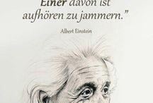 Albert Einstein - Zitate