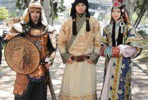 *.* Mongolia etc.