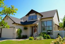 Our Work / These are homes we have worked on and re-roofed. View what your home could look like with our help!