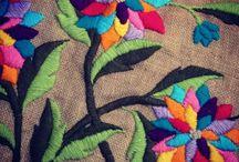 bordado mexicano patrones