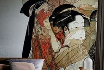 modern asian touch - interior design / Global is beautiful