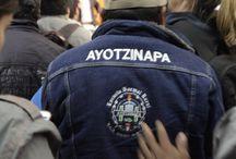 Padres Normalistas Ayotzinapa / Conferencia Posterior  a la reunión de los padres de los desaparecidos con Enrique Peña Nieto. Fotos: Paulo Ávila