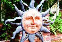 Wall Art / Check out our website for more decorations for your outdoor oasis! http://www.wholesalepatiostore.com/Wall-Art/