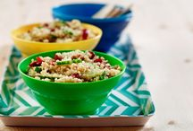 Snacking on the Go / Easy-to-pack snack recipes ideas including several created by America's Nutrition Expert® Mitzi Dulan, R.D., will keep you satisfied and energized while on-the-go. Preparing these treats with canola oil adds a dose of heart-smart fats, consistent flavor and versatility.