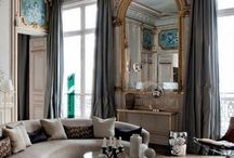 Interiors / by Beth Shelby