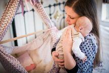 Slyngevugge / Med en slyngevugge fra Camilla Målen Design får din lille baby en annerledes og personlig soveplass. Her vil din lille hjerteknuser føle seg trygg og sove godt.