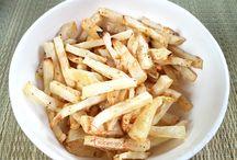 Koolhydraatarm frite