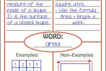 Grade 3-Math/Vocabulary/Word prob