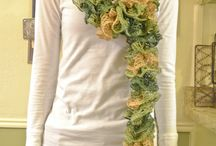 Crochet projects / by Donna Reeser