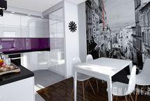 Mieszkanie / ciekawe pomysły na wykończenie mieszkania