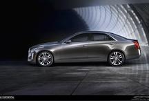 Cadillac CTSV WAGON Dreams!
