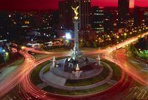 Favorite Places & Spaces / México City