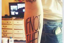 Tattoo's I love / by Amanda Propeck