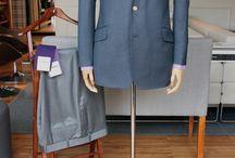 Valentino Blazer, super 130's / 250 gr. / https://www.facebook.com/media/set/?set=a.10152332780739844.1073742150.94355784843&type=1  #mtm #madetomeasure #buczynski #buczynskitailoring #tailoring #valentino #jacket #blazer