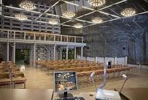 Najciekawsze sale konferencyjne w Polsce / Najciekawsze sale konferencyjne w Polsce The most interesting conference venues in Poland