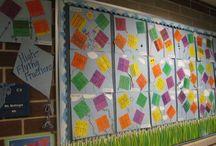 bulletin board / by Sheri Hanberry