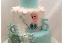 Tort Elsa