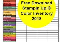 2018-2019 stampin up annual catalog