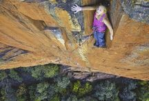 Rockclimbing / Great pictures of rock climbing and scenery.
