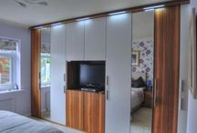 Fitted Bedrooms by Robert Lockwood / Bedrooms designed by Keller Design Centre, Lytham