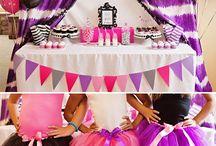 Pop star birthday party / by Sasha Fry