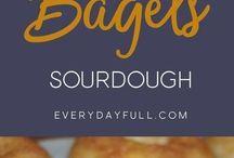 sour dough receipes