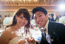 結婚式フォト
