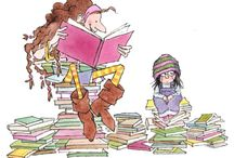 Librarians and Libraries - Celebrated in Illustration / Children's Books that celebrate librarians and libraries.