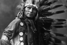 NATIVE AMERICANS / by Marie Hall