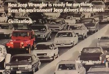 Classic Car Ads / Way back in the day, car companies used print ads to promote their latest vehicle.