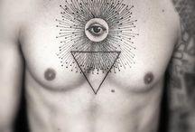 tatouages / idées fil de fer