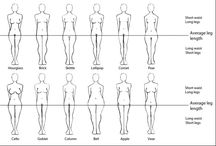 Body Shapes / .