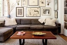 sitting/living room