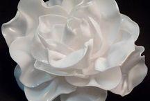 fiori di plastica